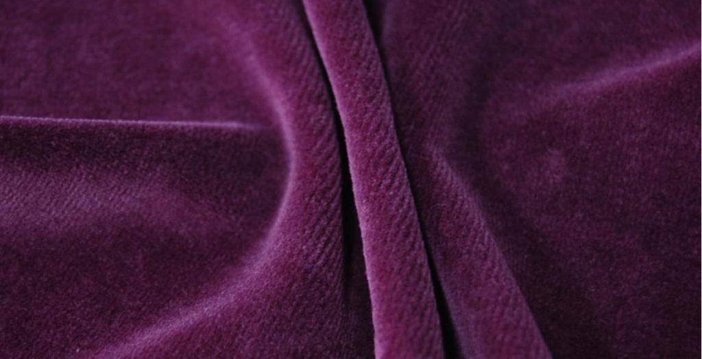 Что собой представляет ткань вельвет, ее особенности, способы применения