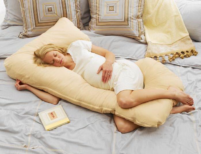 Как и на чем нужно спать будущей маме, чтобы не навредить себе и малышу?