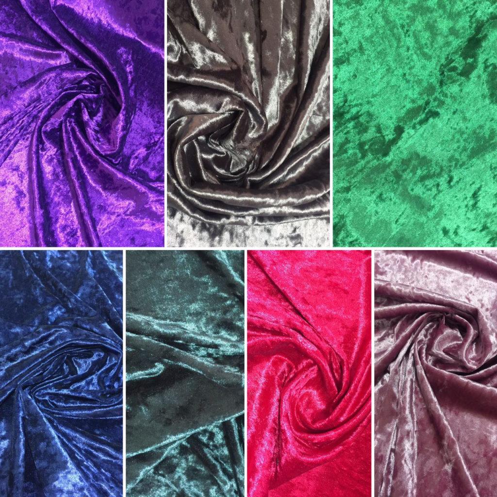 Состав и свойства ткани велюр