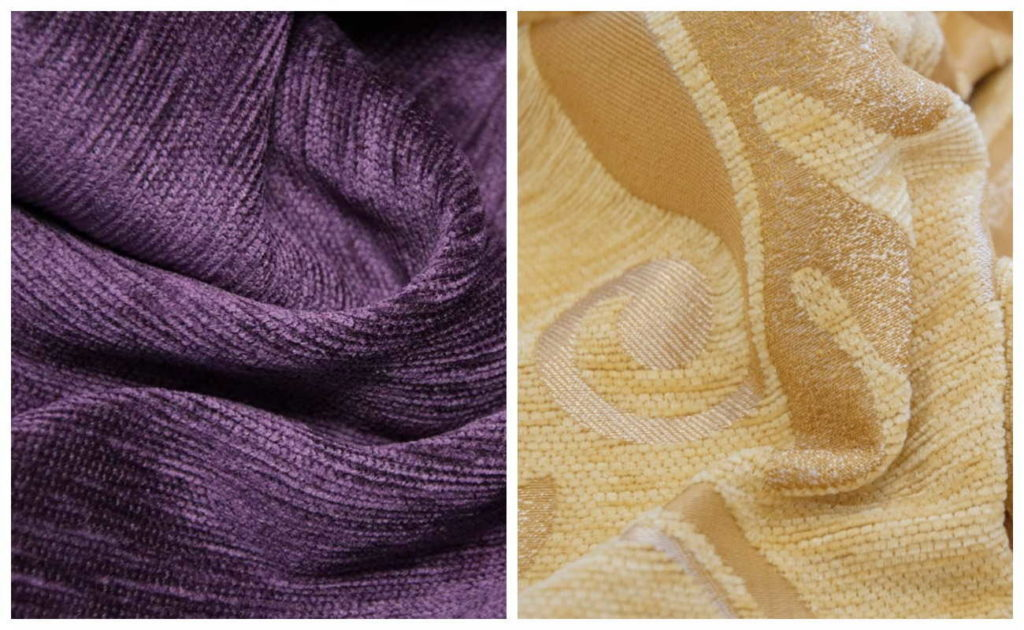 Что такое ткань шенилл и для чего ее используют?