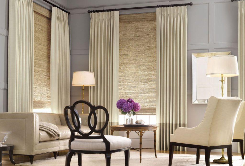 Экзотические и стильные китайские шторы, описание, виды