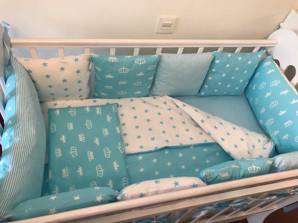 Как выбрать постельное белье для малыша?