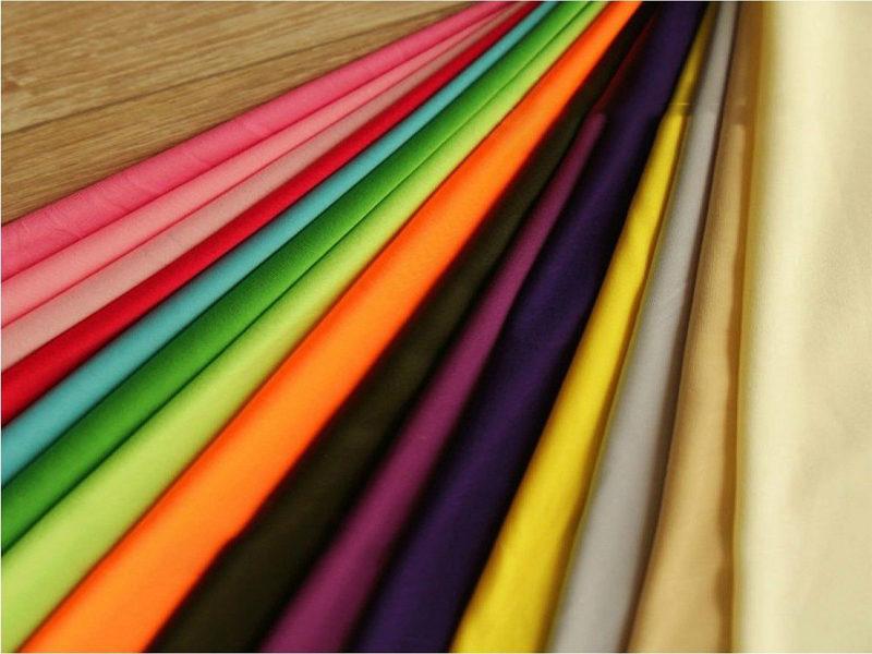 Ткань полиэстер: за и против, основные сферы применения