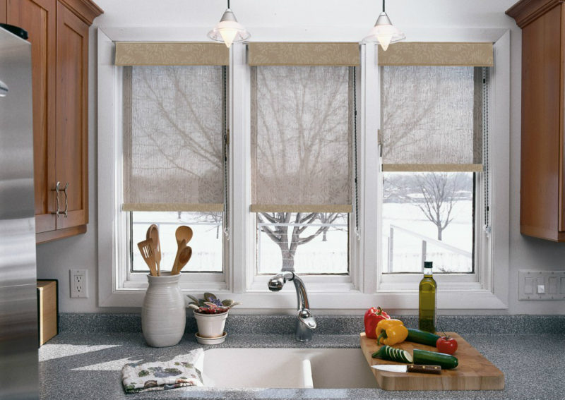 Дизайн штор для комнат разного назначения
