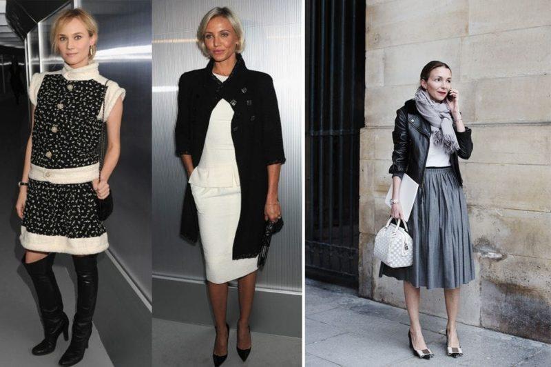Какие ошибки часто совершают дамы среднего возраста при создании стиля?