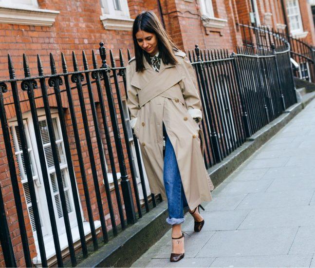 Яркий уличный стиль в моде 2019 года