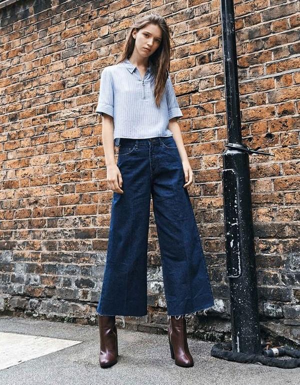 Самые актуальные модели джинсов сезона 2019–2020