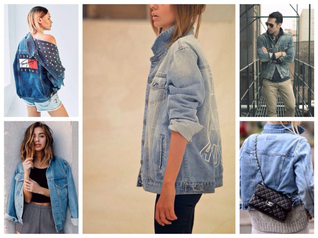 Как носить джинсовую куртку в 2019 году, чтобы выглядеть стильно?