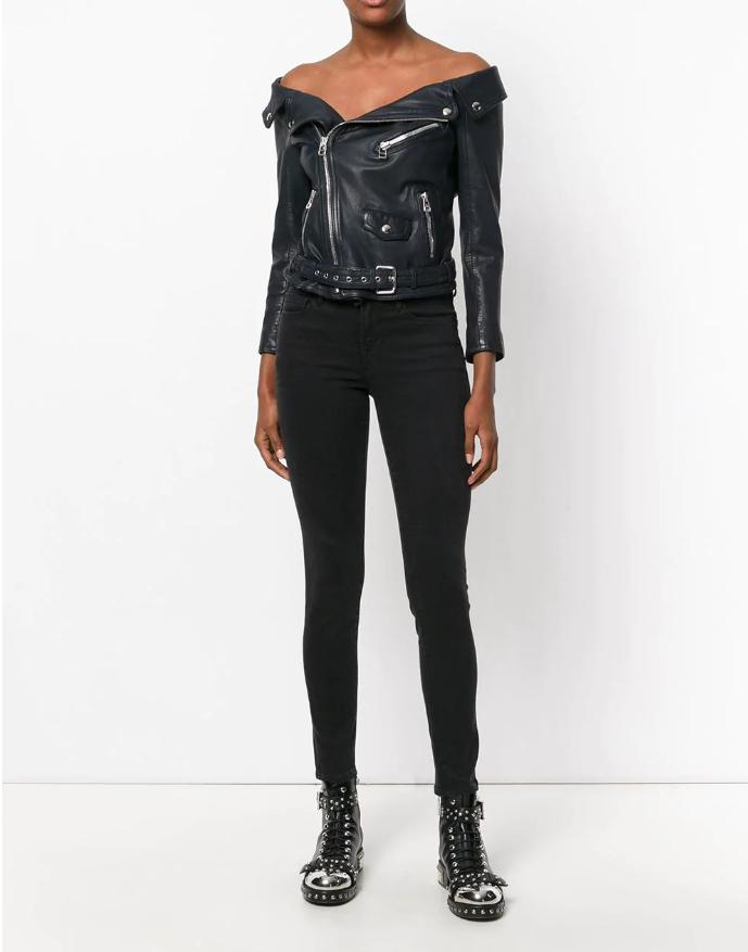 Самые стильные модели кожаных курток 2019