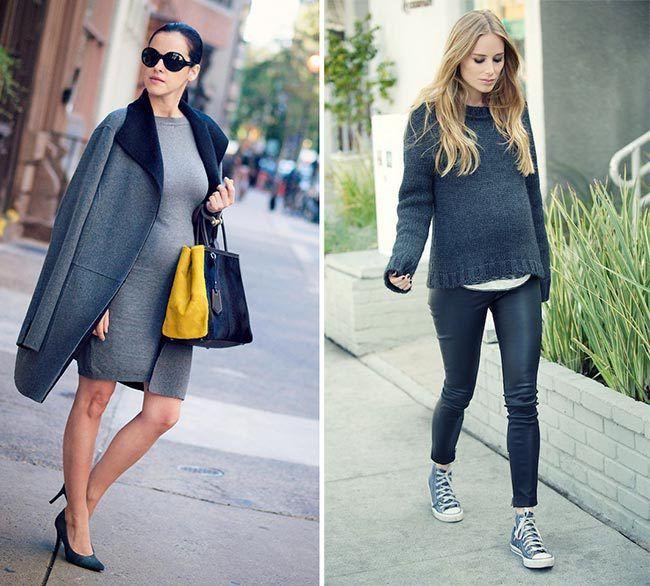 Как стильно и модно выглядеть во время беременности?