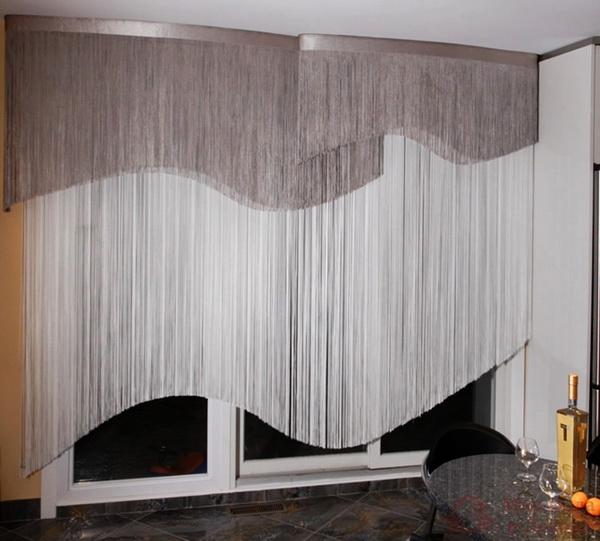 Что такое веревочные шторы, их разновидности и описание