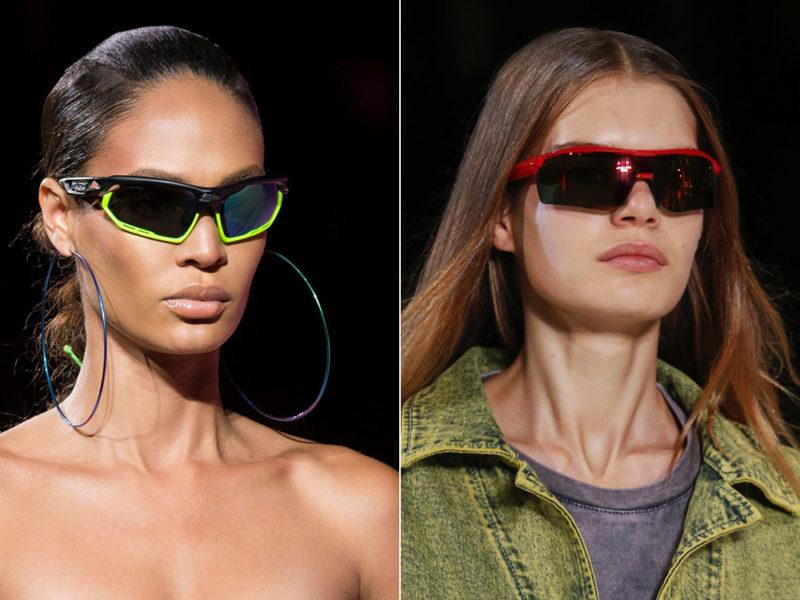 Модные модели солнцезащитных очков сезона 2019
