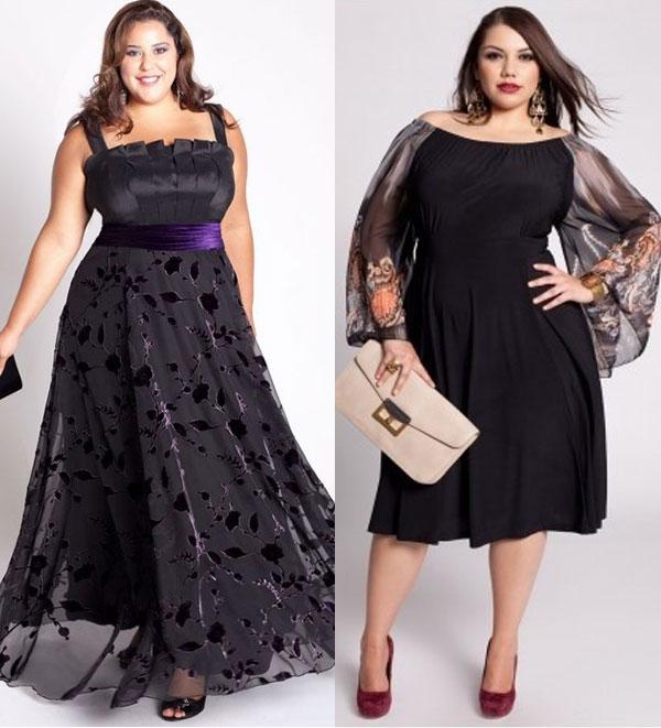 Как с помощью одежды выглядеть стройнее, секреты стилистов для полных женщин