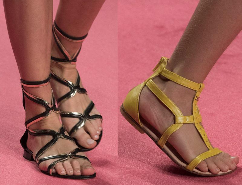 Какие модели женских сандалий будут в тренде летом 2019 года?