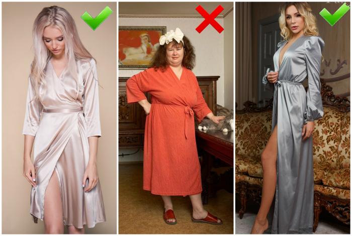 Как не испортить семейную жизнь: правильно выбирайте домашнюю одежду
