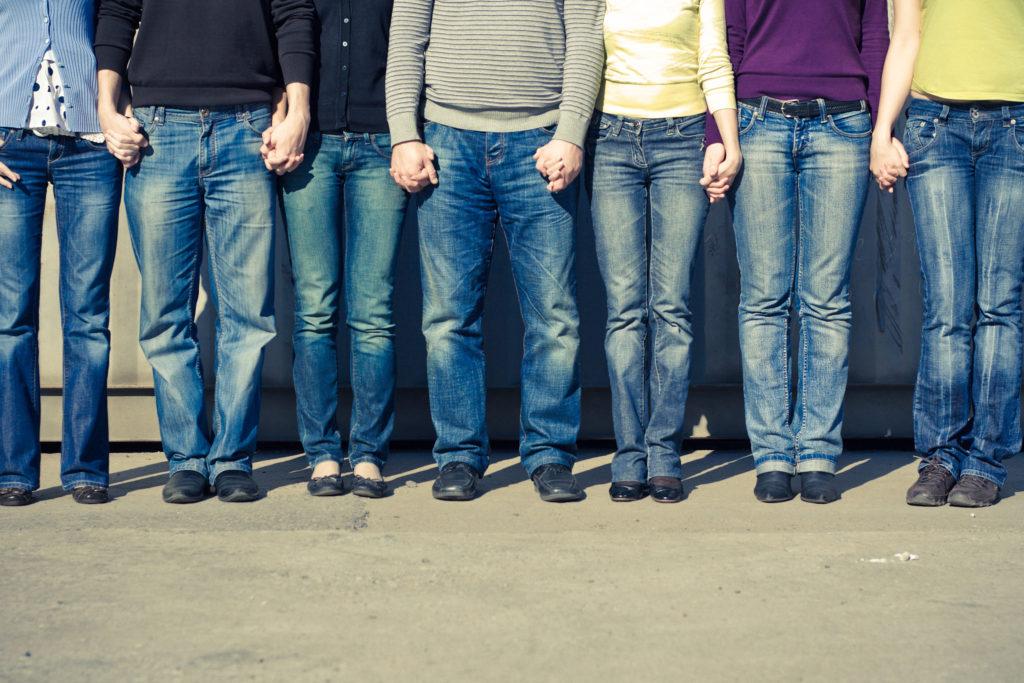 Тест: Какая модель джинсов подходит конкретно вам?