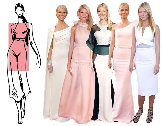 Тест: Идеальная модель платья по вашему типу фигуры