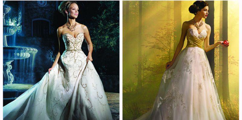 Тест: Платье какой принцессы тебе лучше всего подойдет для свадьбы?