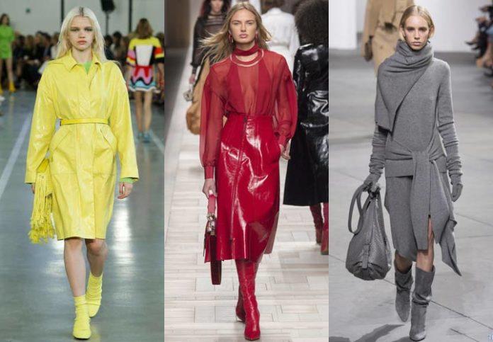 Топ-10 модных трендов осени 2019