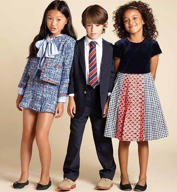 Стильные образы для девочек и мальчиков на школьную линейку 1 сентября
