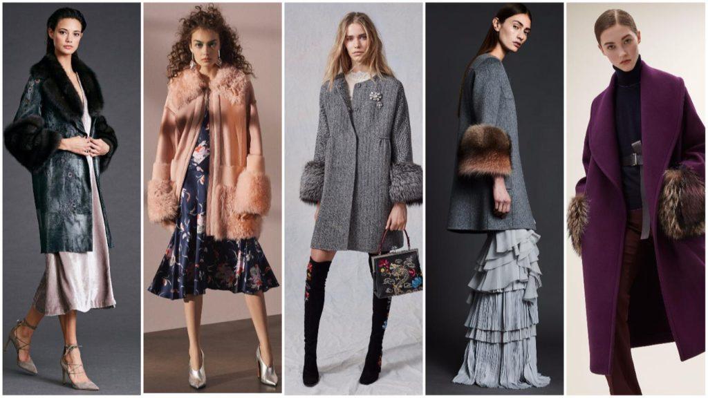 Топ трендов верхней одежды осень-зима 2019/2020