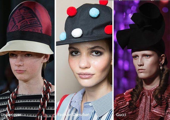 Шляпки носить снова в моде: новый тренд 2019 года