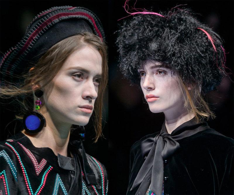Модные головные уборы: что носить этой осенью?
