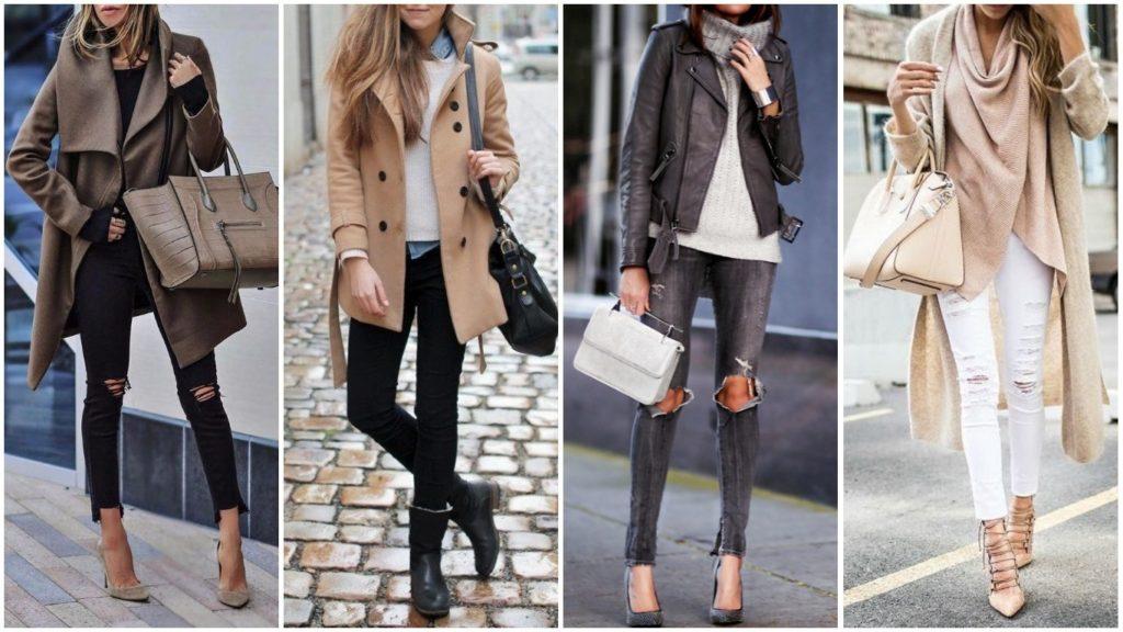 Как девушке одеваться этой осенью?