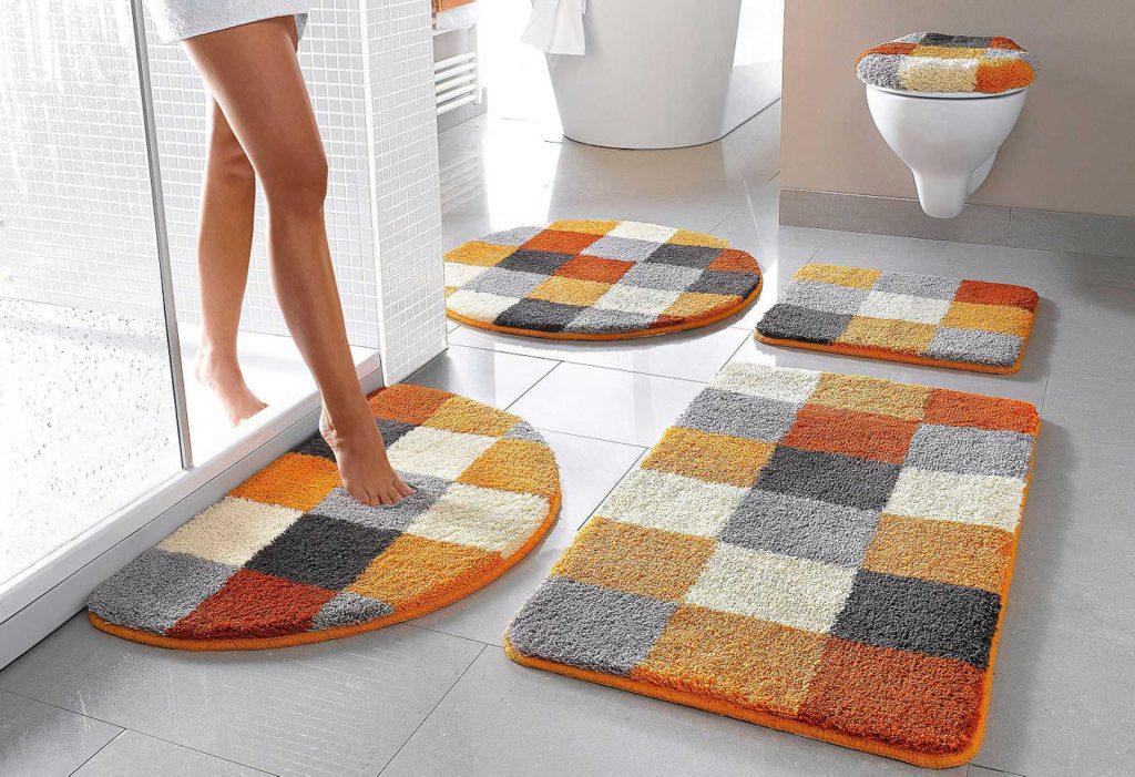Как выбрать коврик для ванной: полезные советы
