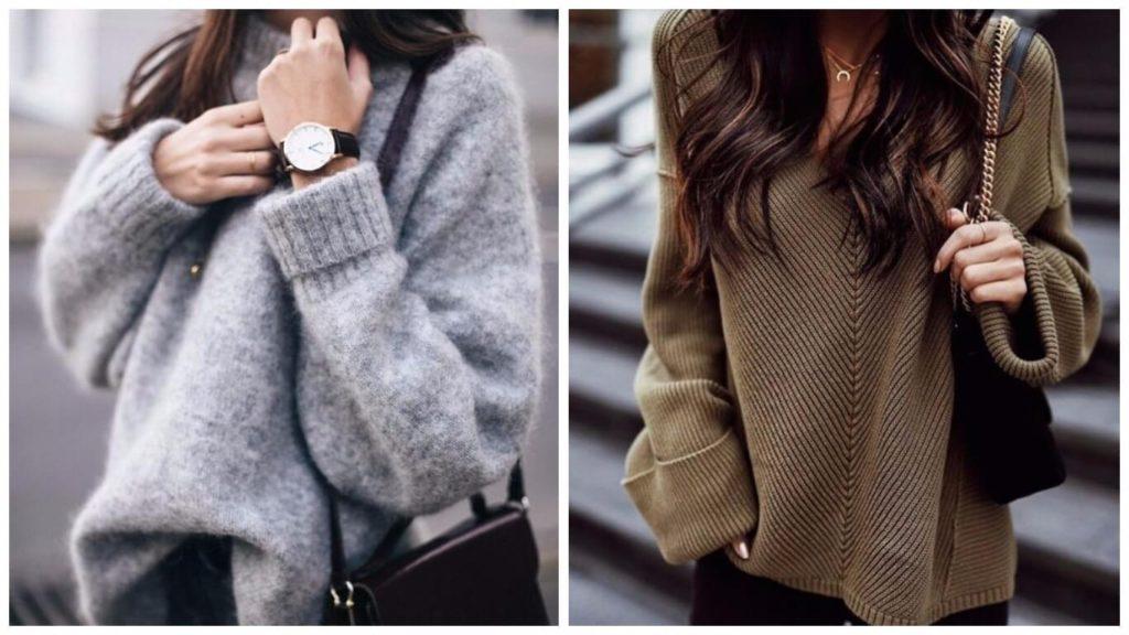 Женский свитер: актуальные тренды осени 2019