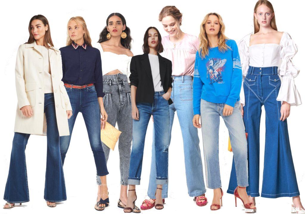 Как выбрать идеальные джинсы?
