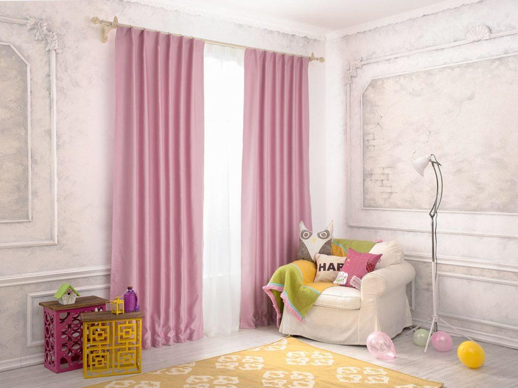Самые стильные шторы для разных комнат