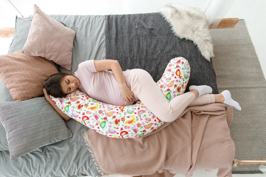подушка для беременных как пользоваться