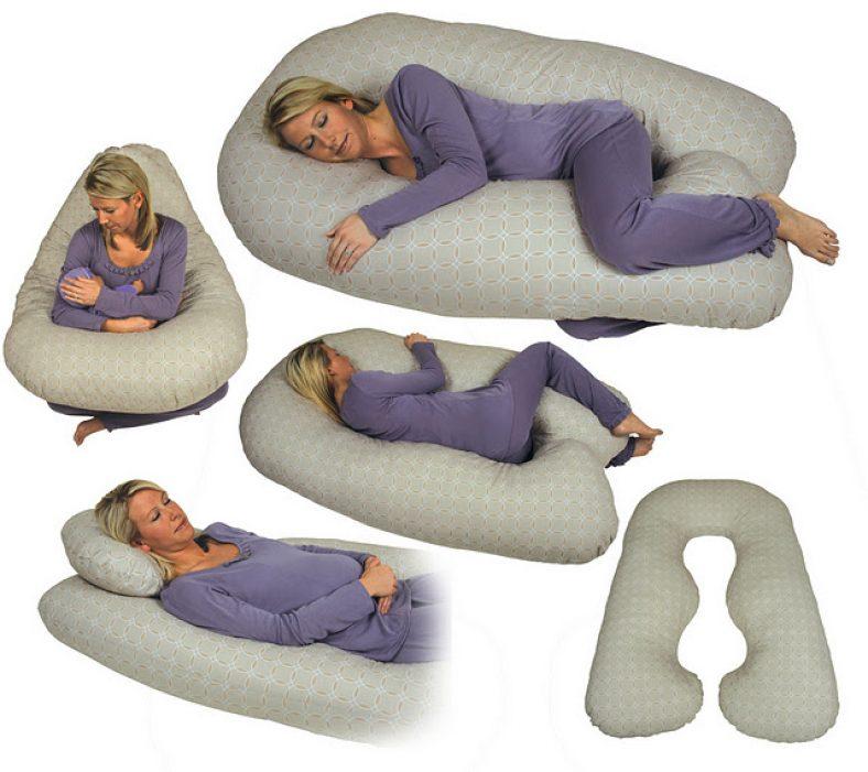 лучшие подушки для беременных