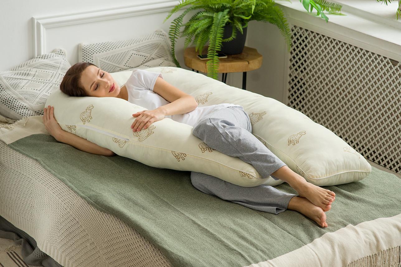 подушка для беременных отзывы какая