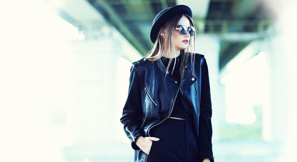 Как выбрать женскую кожаную куртку, модели осени 2019