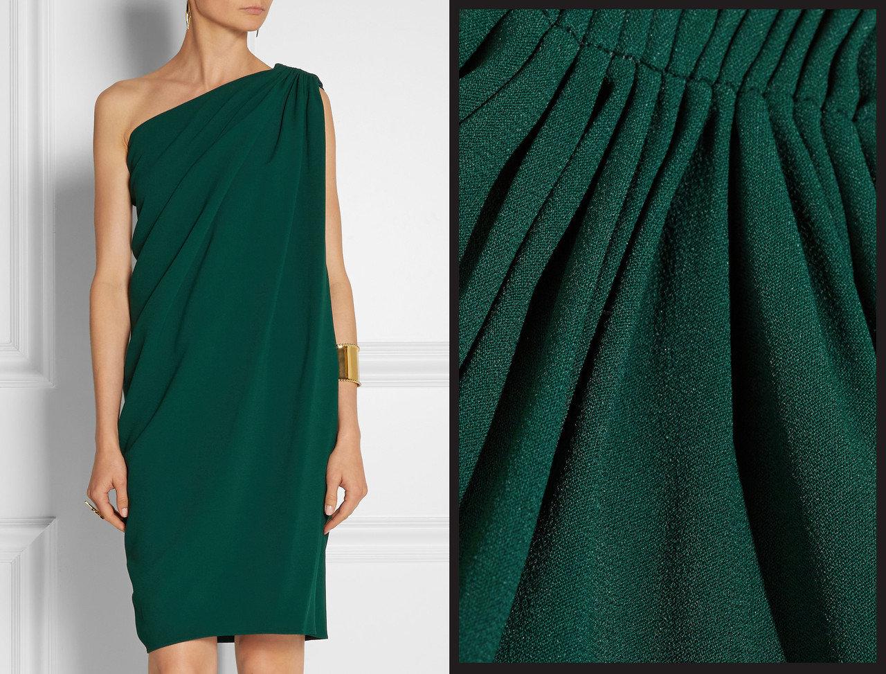 платье из натуральной ткани вискозы