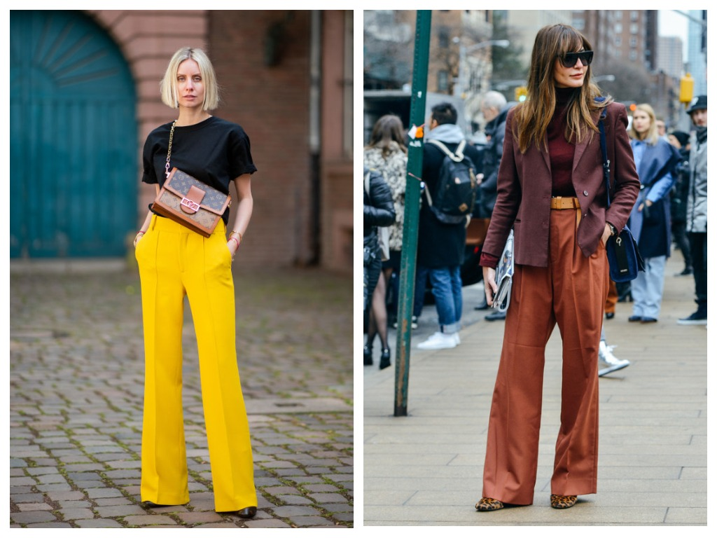 модные тренды одежды 2019