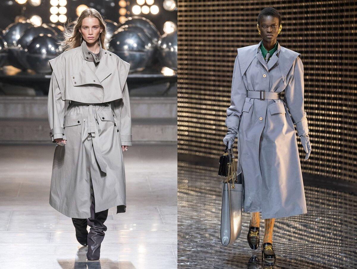 модные тенденции в одежде осень 2019