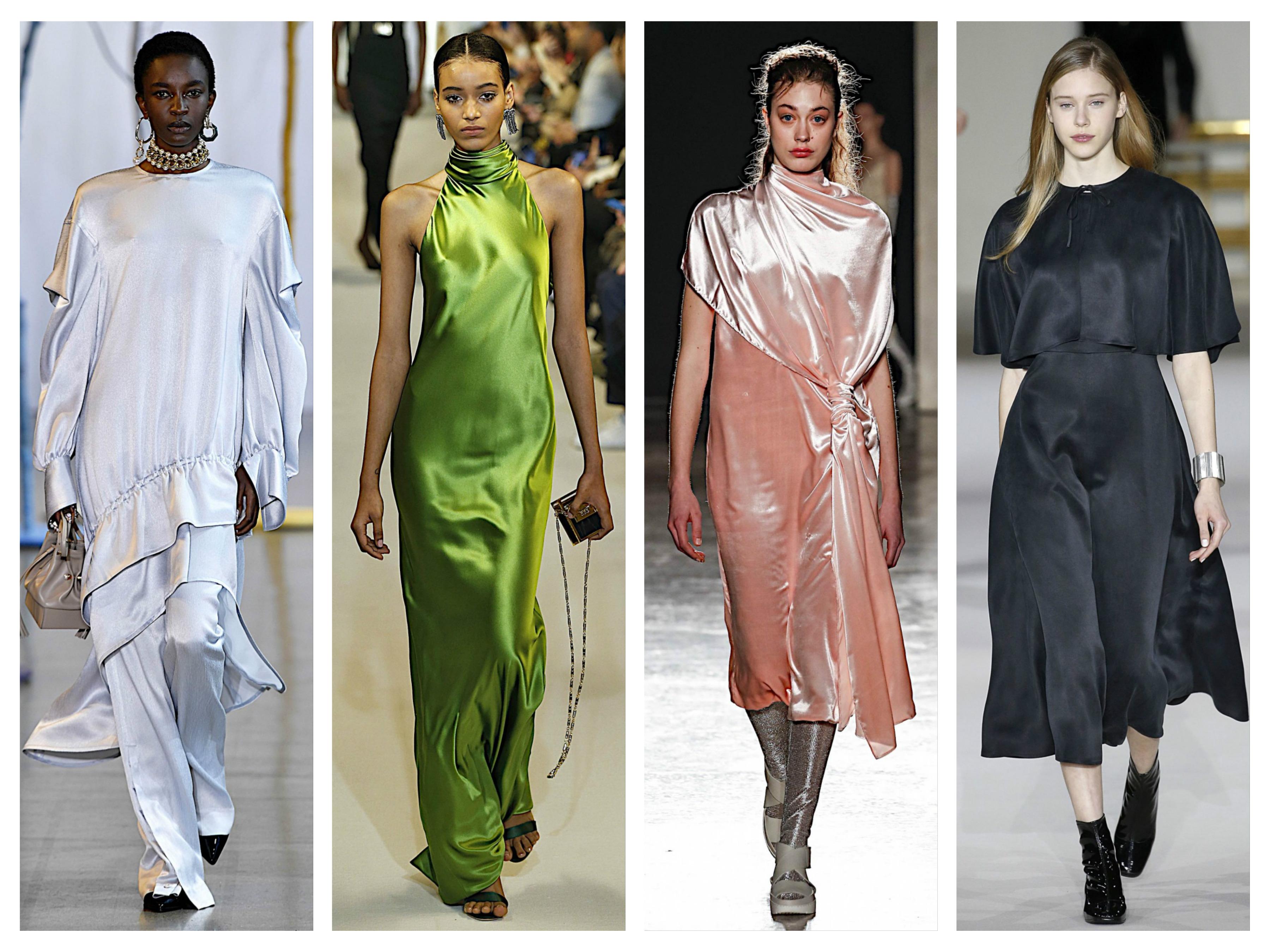 модные тенденции в одежде 2019