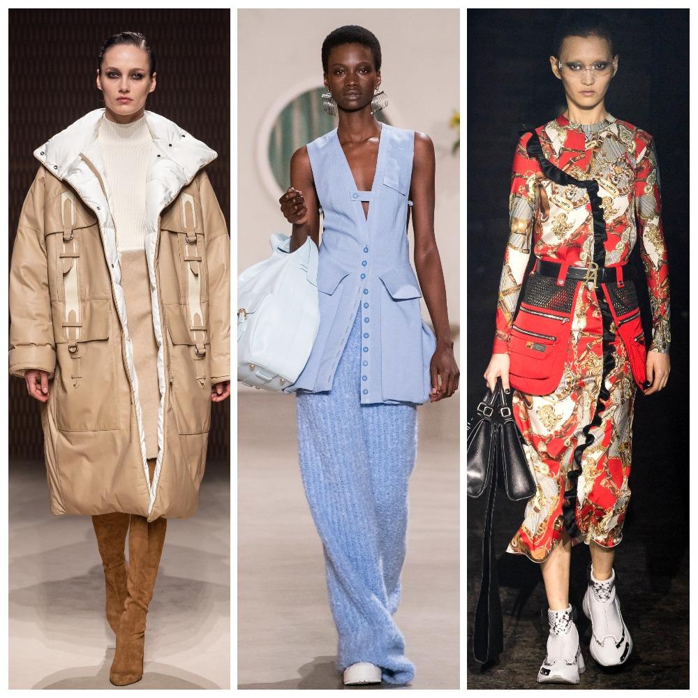 коллекция модной одежды 2019