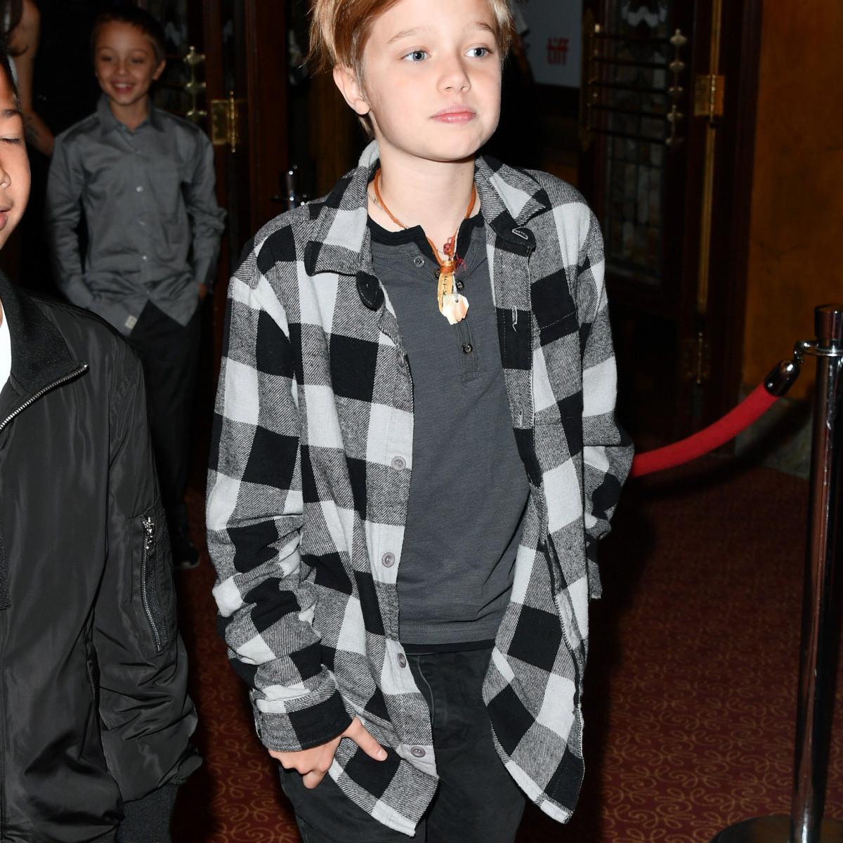 5 звездных детей, которых одевают в одежду другого пола