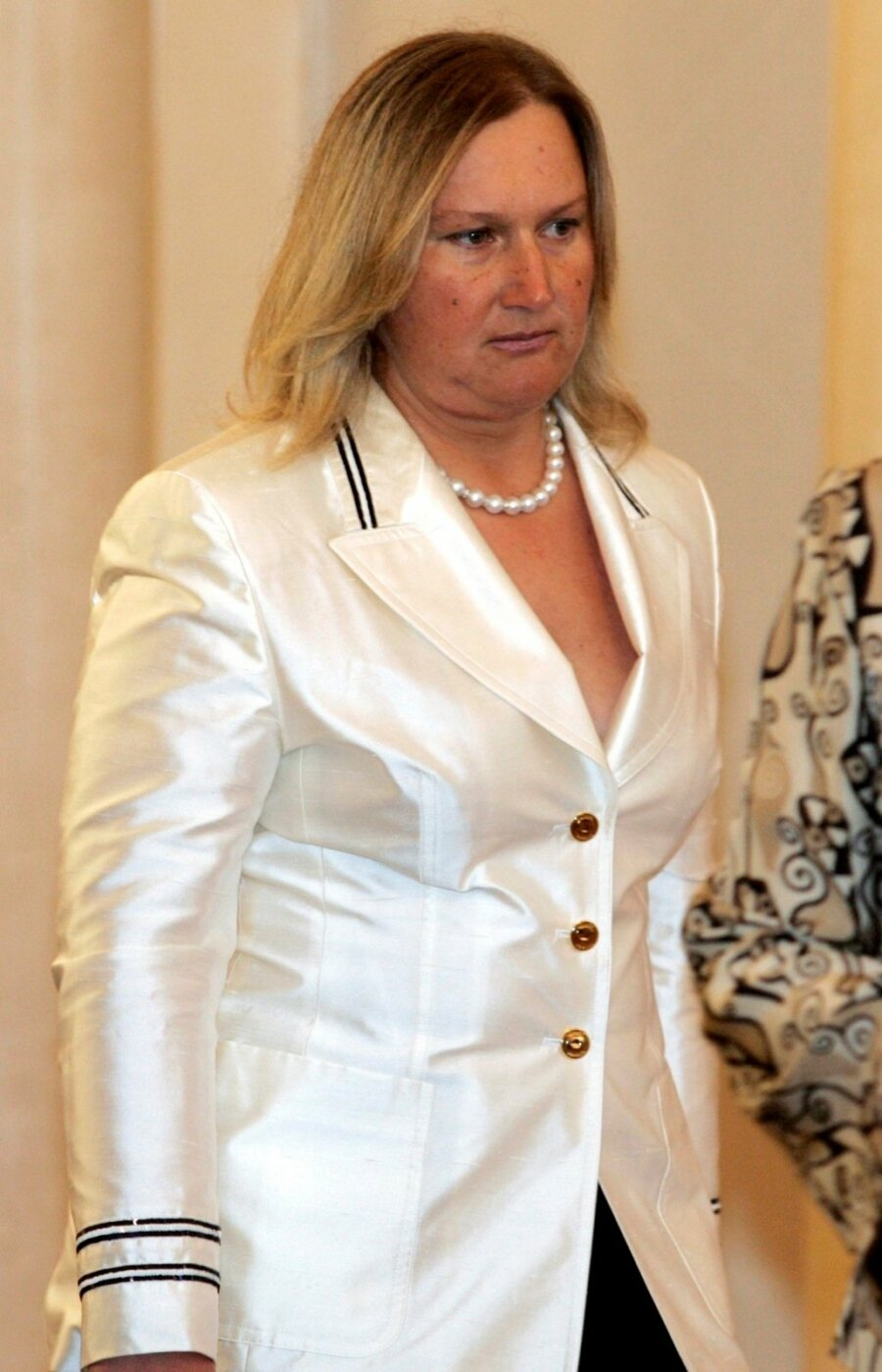 Как одевается самая богатая женщина России