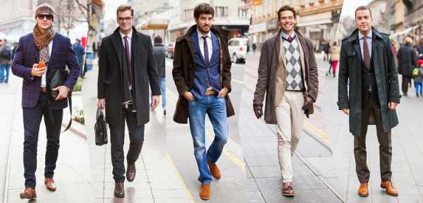 Какая одежда подходит невысоким мужчинам