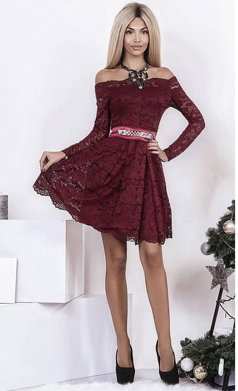 вечерне платье в стиле Барби