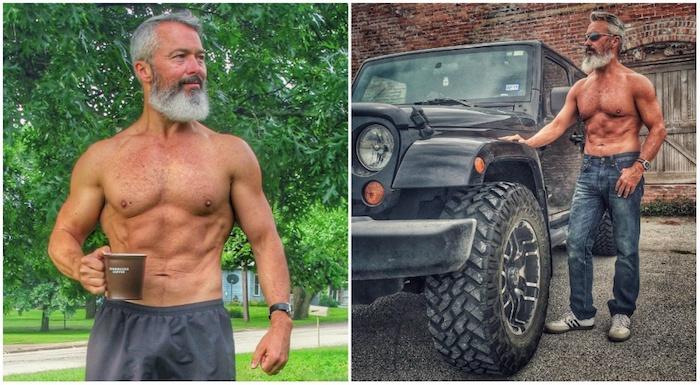 Как выглядят мужчины, для которых 50 - всего лишь цифра в паспорте