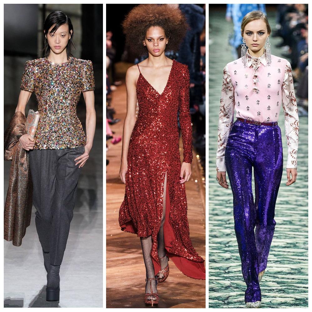 женский образ в тенденции моды