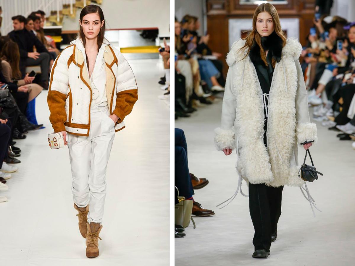 верхняя одежда-модные тенденции