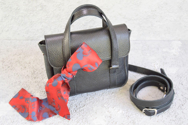 ТОП-5 модных лайфхаков: как стильно носить платок