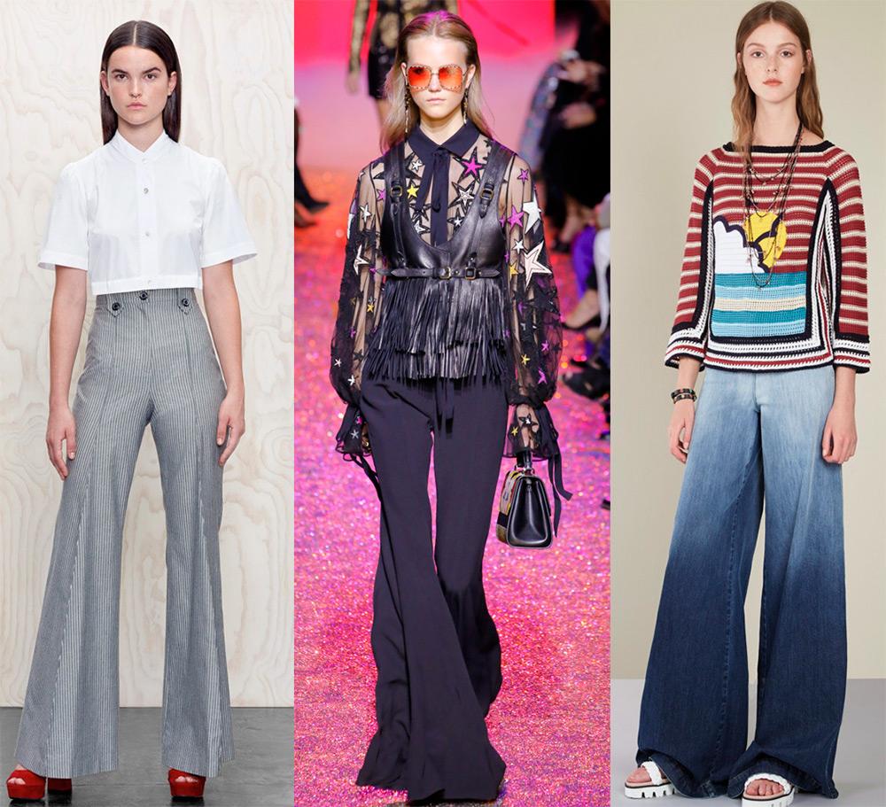 стильные брюки сезон 2019